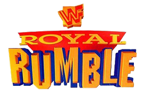 WWF Royal Rumble 1996 Logo by Wrestling-Networld