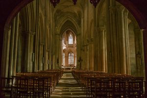 Eglise St gervais Falaise1 by hubert61