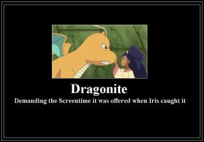 Dragonite Screentime Meme by 42Dannybob