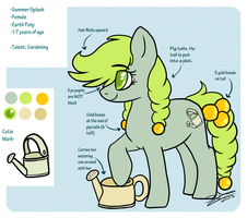 Pony Auction - OPEN by Never-Adoptables