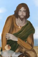 Saint James the Greater by Tricia-Danby
