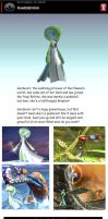 Newcomer: Gardevoir by ArcaneJudgment