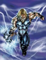 Ultimate Thor_DColors by atzalan