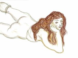 From Egon Schiele IV by GGdraw
