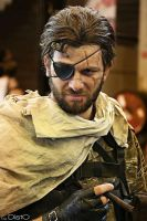 Venom snake by Zephon-cos