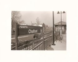 Chalfont Train Station by Luthienmisery29