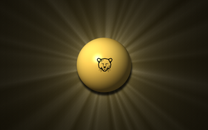 Pardus Golden Sphere by Zwopper