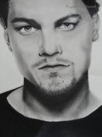 DiCaprio by Sogand1990