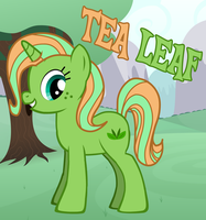 Tea Leaf by TheSharkGuy