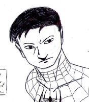 Peter Parker by Amaro-House