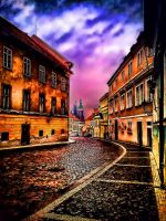 The Epic Street by RiegersArtistry