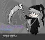 Shinigami Levan Polka - The Undertaker by viscarla