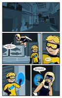 Villainy 1: Page 20 by excelcomics