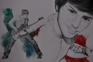 zack merrick by EriMed