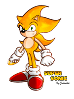 - Super Sonic - by Junleashed