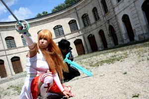 Final Battle - Sword Art Online Cosplay by K-I-M-I