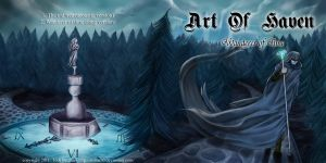 Art of Haven CD cover by alison90