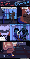 Jack and Shepard - Comic 001 by Nightfable