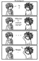 hahaha L by lildevil927