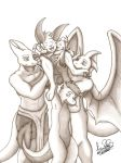 Me and My Dragons by LeanRB