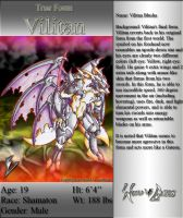 Vilitan -True Form- by ViroVeteruscy