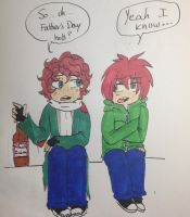 Father's Day... by AskScarMcSpark