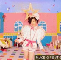 Koharu - Happy Sunday GIF by Luna-Rox