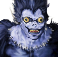 Ryuk by BlackDeville