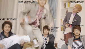 Taemin Ruins The Shot- Macro by SungminHiroto