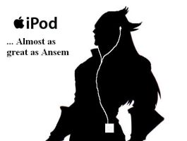 IPod - Ansem Approved by MissBezz