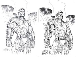 SBS Colossus Inked by DontBornInInk