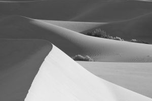 Death Valley Dunes by Rayroze