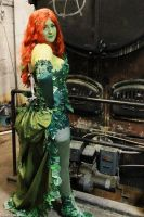 Burlesque Poison Ivy- Some A Little Closer... by Satohai-Cosplay