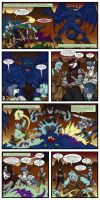 INVASION PAGE 1 by Eggplantm