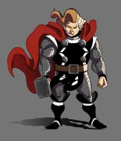 Thor color by Ro-ol