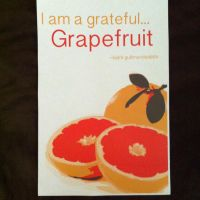 The Grateful Grapefruit by S1oane