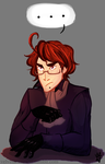 APH- Not Amused by Velvet-Crown