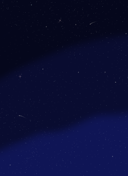 Starry Background by SpiderNinja24
