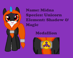 MLP: Guardian Profile - Midna by MidnaCookies1425
