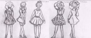 Angel Outfit Designs by Gabby413