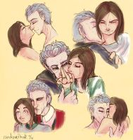 whouff' kisses by Kataoi