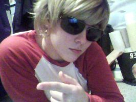 Dave Strider Cosplay by ProblemChild55