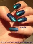 Blue Gradient by Angelik23