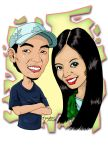 Caricature No.2 by RaveMASTER27