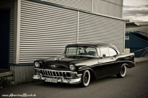 56BelAir by AmericanMuscle