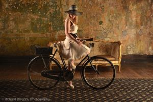 The bike the hat and that sofa by RichardKnightly