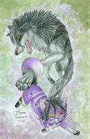 Ricky and Rico by itsmar