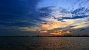 Sunset from Labrador Park by Shooter1970