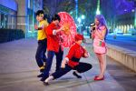 Ranma Group by NovemberCosplay