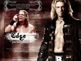 WWE Edge Wallpaper by Y2Natalie